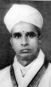 Prof. Sambamurthy